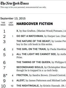 NYT Top Ten