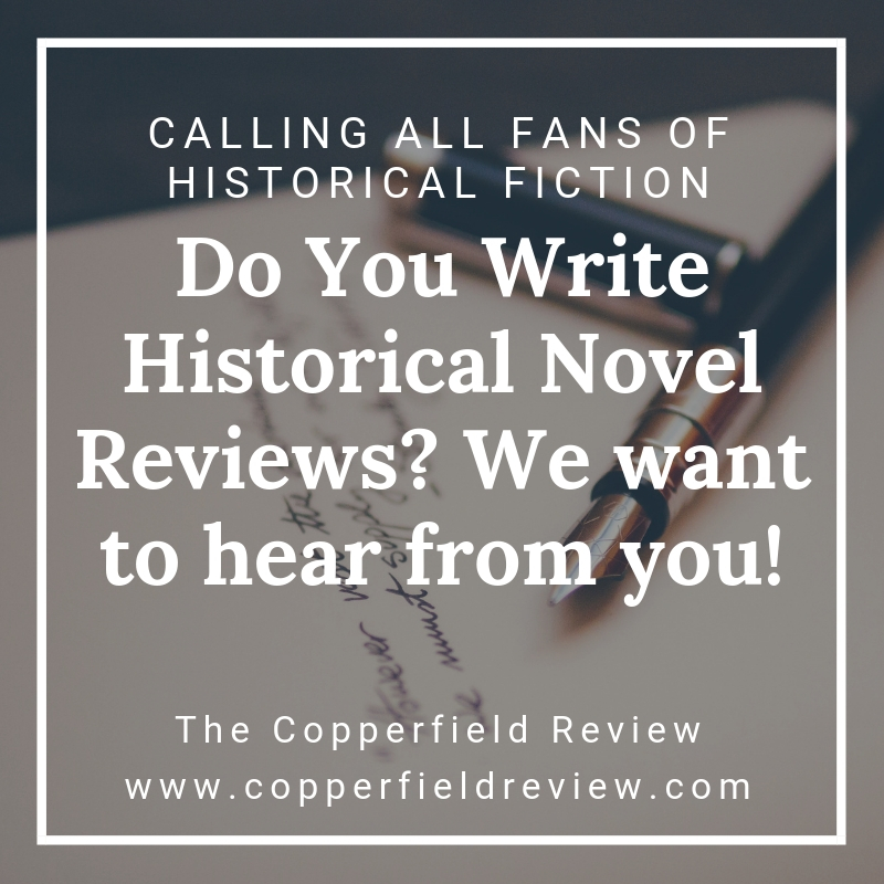 Blog » » A Journal for Readers and Writers of Historical Fiction